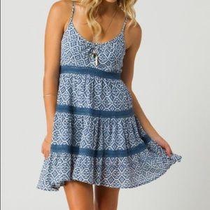 O'Neill || Blue Eva Dress